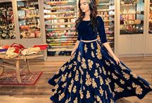 Gowns n Ghagras