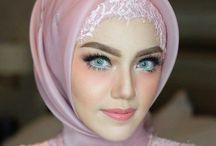 Hijab pengantin