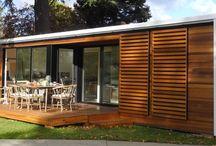 Montovane domy Prefab houses