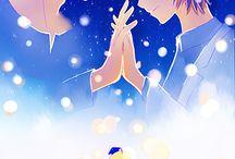 Anime ships!