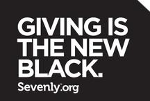 Give Back / by thebodyshopusa