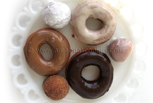 Donuts / by Audrea Hoelle