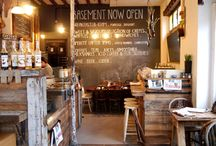 Cafe 飲食店