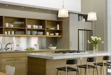 Kitchens / by Connie Kan