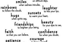 Sayings I Love!