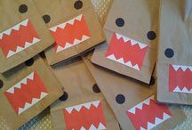 K's domo party / by Jessica Harrell