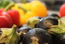 Nos produits / Au Restaurant Escapades, nous choisissons nos produits avec soin et élaborons nos plats selon les saisons.