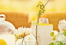 weddings/wedding shower / by Vickie Mann
