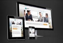 Diseño Web Responsive / Muestras de sitios web adaptados a dispositivos moviles