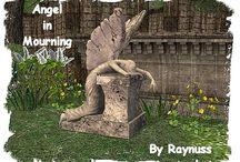 Sims 2 - Buy - Sculpture