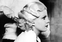 Vintage Hair and Makeup