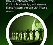 Books: DNA Testing and Genetic Genealogy