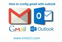 configure gmail with outlook