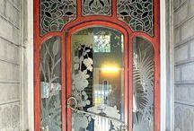 Art Nouveau-Art Deco