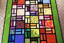 STAINED GLASS QUILTS & MORE