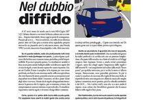 Illustrazioni Motociclismo / Illustarzioni per la rubrica Accelerando sulla rivista Motociclismo