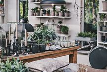 Greenhouse shop inspirations