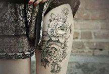 flower / tattoos