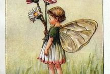 Flower fairy inspiration