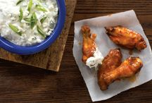 Game Day Eats / Cheesy crowd-pleasing dishes great for serving on game day