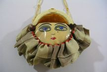 Vintage Purses/Vintage Compacts 2 / by April Bunn