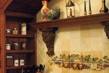 My Kitchen Decor Ideas / by Sharon White