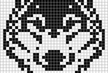 Pixels, Patterns & More
