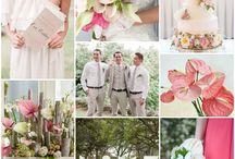 wedding arrangementen