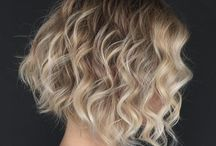 Egyszerű frizurák