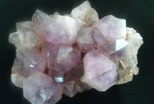 Crystal Adventures / The beauty and love of crystals and minerals