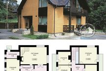 дом с витражом