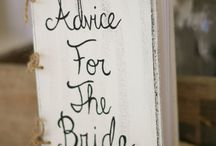 Bridal Shower Advice Ideas