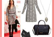 Nuria Roca con Exé Shoes