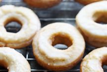 sweets: donuts | fritters