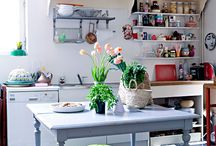 Kitchen, Dining, Organizing & Tips