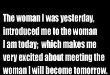 Being a Woman / Women