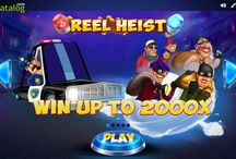 REEL HEIST (VIDEO SLOT FROM RED TIGER)