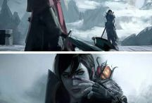 Dragon Effect / Dragon age & Mass effect