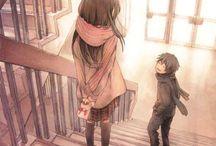 Anime Paare