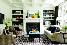 Living room  / by Shannon Alongi