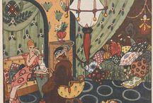Golden Age Illustrations