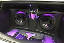 Custom Sound System / Custom workshop