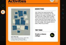 Ipad art lesson plan