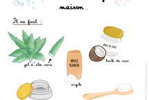 recette cosmétique