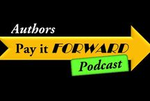 AUTHORS PAY IT FORWARD PODCAST: Authors supporting Authors / When it comes to Indie Publishing, You CAN Do-It-Yourself, but you don't have to do it alone.                                                                                                We are Authors supporting Authors and we hope you'll join us.