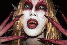 halloween y make up