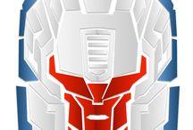 Transformers, disegni miei