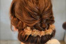 結婚式 ヘアアレンジ