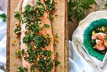Fisch und Fleisch