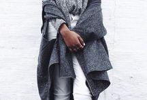 winter clothing.
